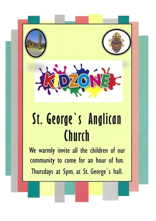 St Georges Kidzone