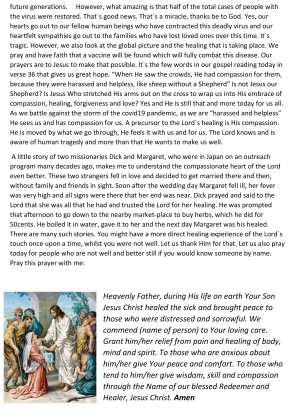 Healing sermon1